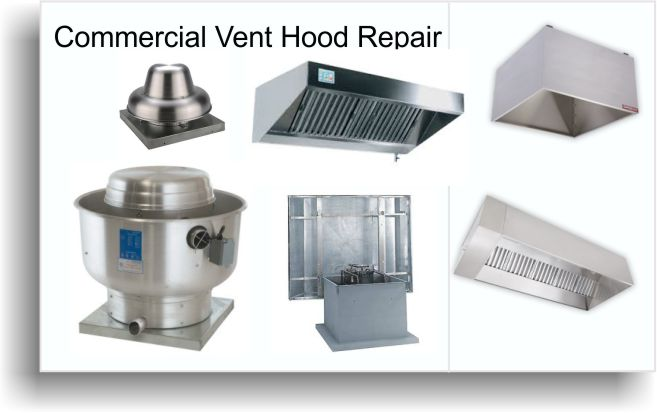 Awesome Vent Hood Repair Service. Commercial Exhaust Fan Repair Images