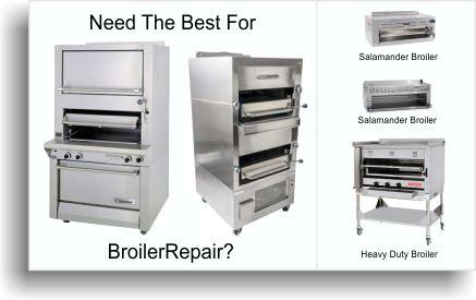 broiler repair